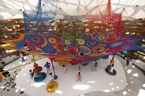 playground-crochet-art